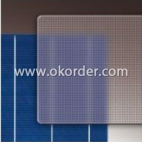 Glass For Solar Panel