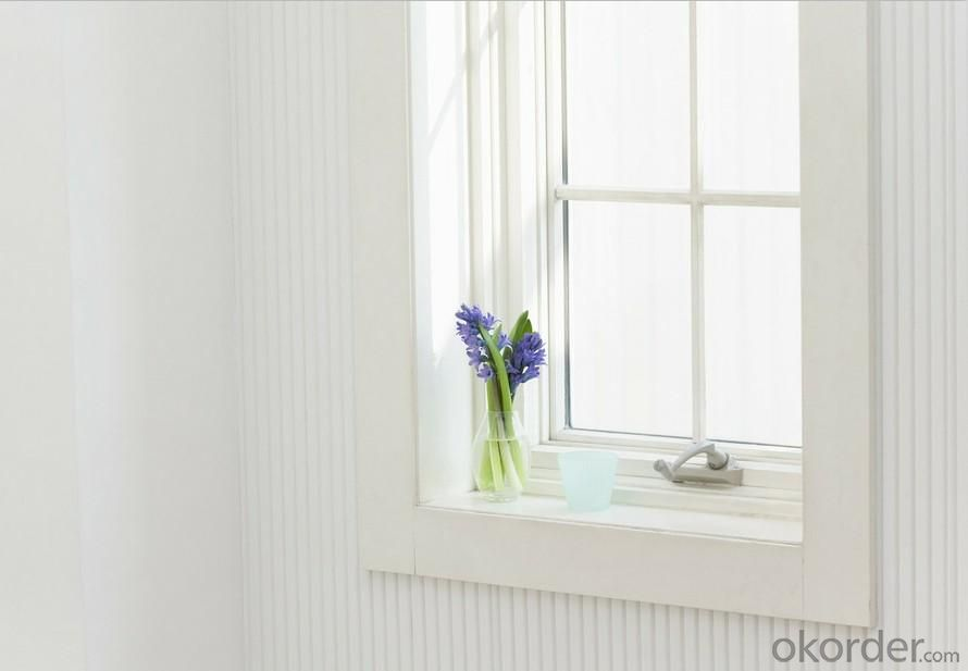 Factory-sale U-PVC Window