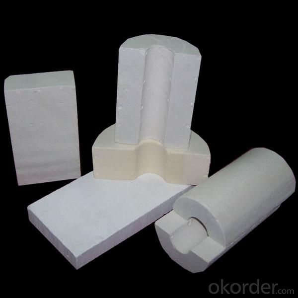 Calcium Silicate Pipe Cover (1000℃)