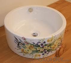 Art Basin CNBA-4011/Round Bathroom Ceramic