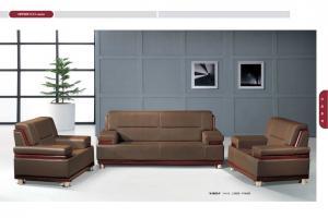 Leather Sofa Set Classic Style