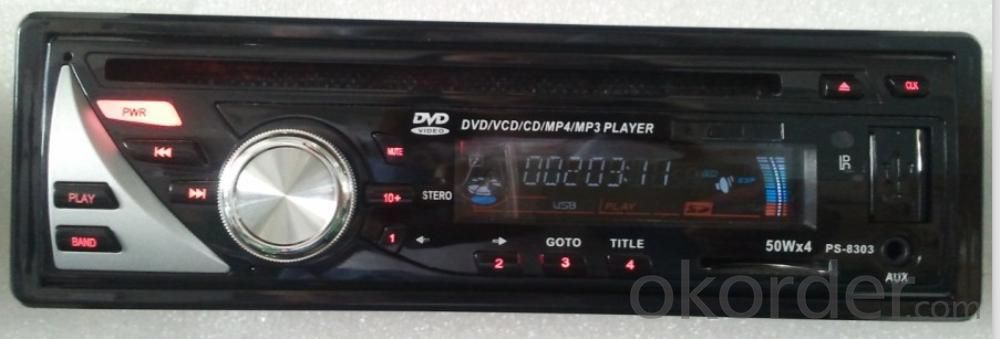 Fold Down Detachable Panel Car CD/CD-R/CD-RW/MP3/WMA Player CD101