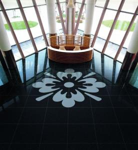 Full Polished Porcelain Tile  ZG-RV001