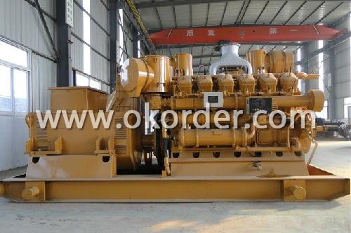 500kw-1000kw Gas Generation
