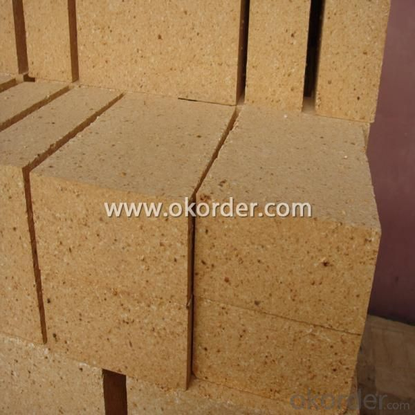 Low Porosity Fireclay Brick