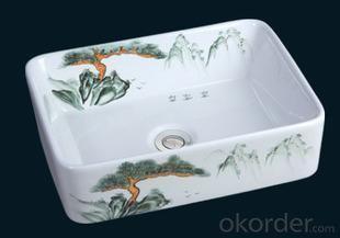 Art Basin CNBA-4009/ Bathroom Ceramic