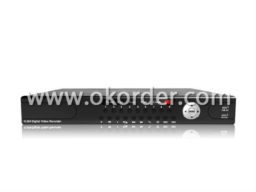 Full D1 16CH H.264 Network Video Recorder DVR