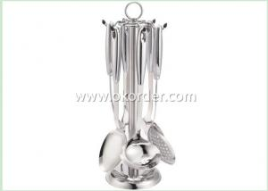 Elegant Stainless Steel Kitchen Utensil