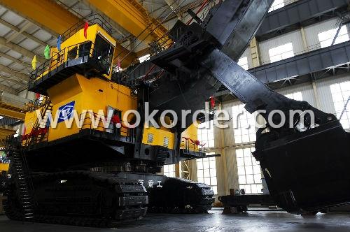 mining excavator