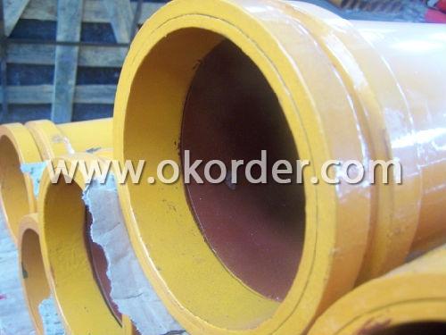 concrete pum pipe