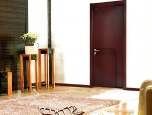Certificated Steel Fire Door