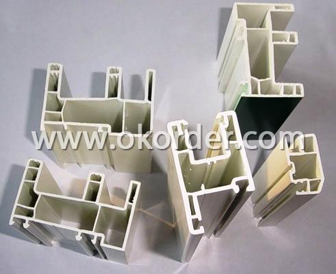 PVC Window & Door Profile