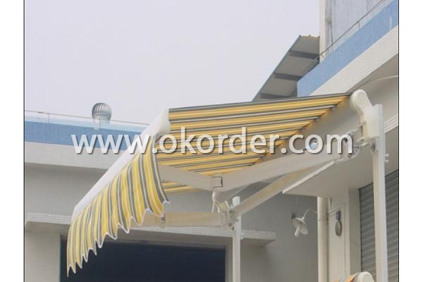 Application of China Retractable Awning