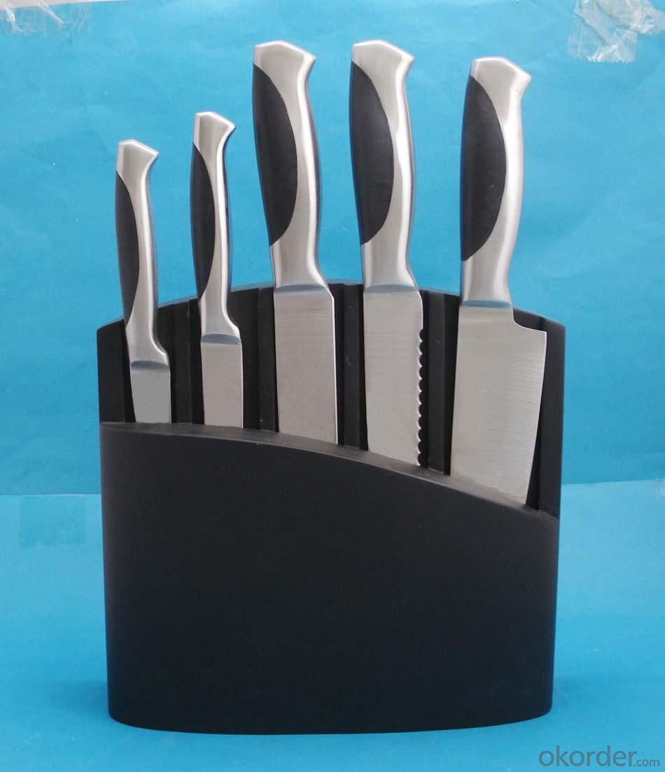 Hot Sales Hollow Handle Knife Set