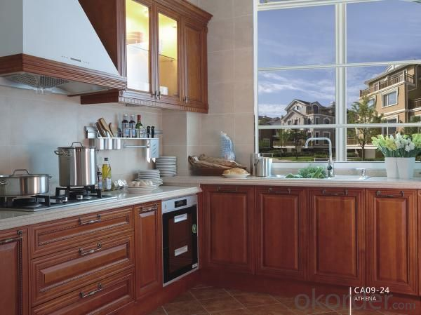 Modular Kitchen Cabinets CC008