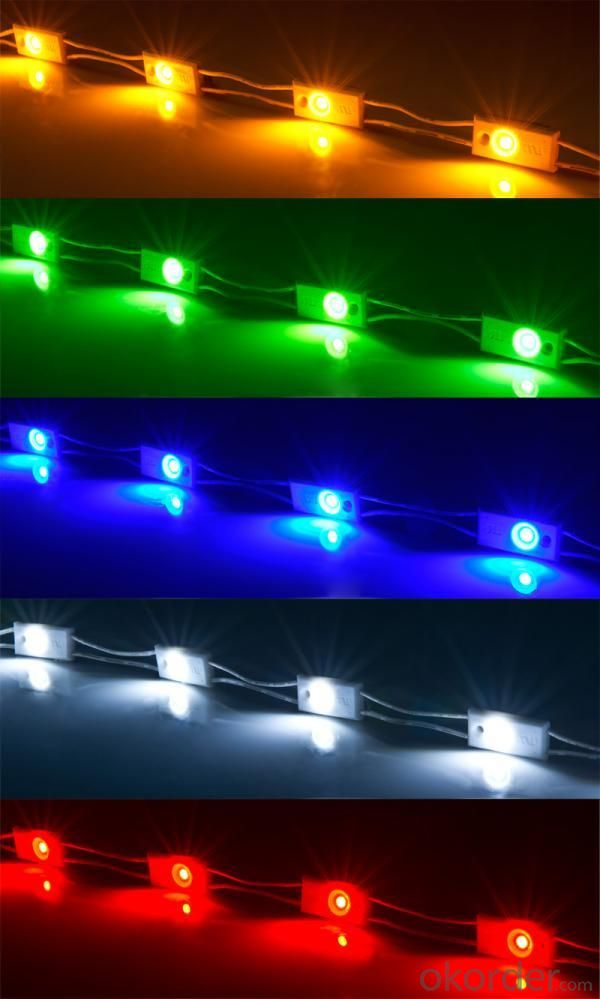 High Efficiency LED Modules