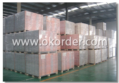 warehouse of Laminate Flooring