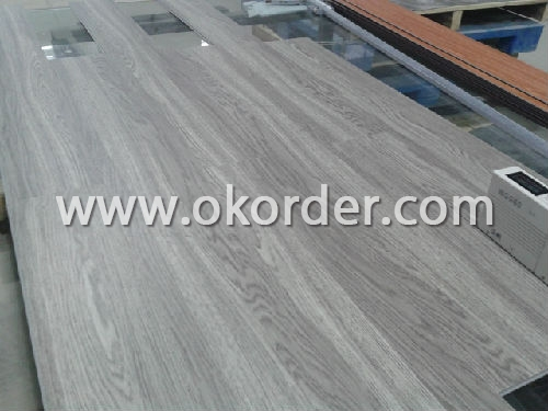 quality control of Vinyl (PVC) Flooring