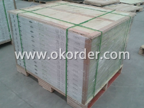 pallet packing of Luxury Vinyl Tile