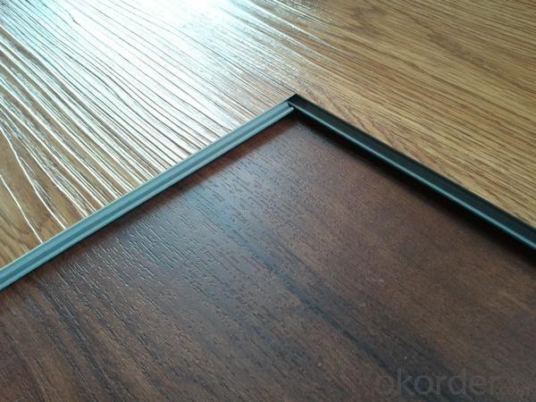 Vinyl (PVC) Flooring - Wood Plank