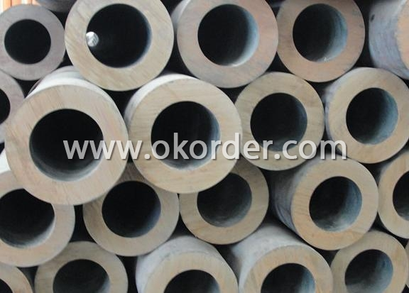 of Seamless Steel Tubes For High-pressure For Chemical Fertilizar
