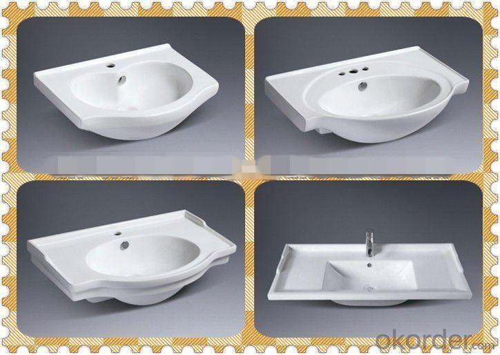 Wall Hung Basin CNBW-3001