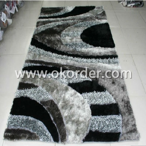 Chinese knot carpet
