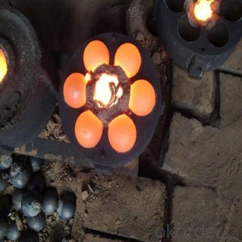 High Chrome Casting Balls for Mining