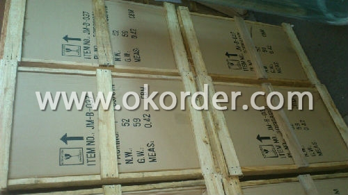 Packing of Modern Coffee Table CT008