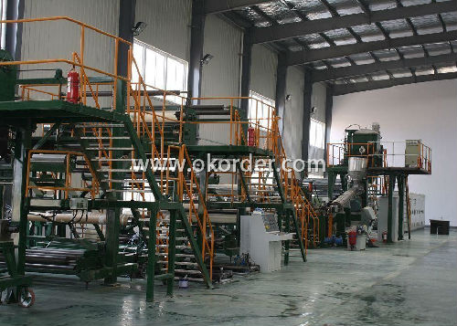 PVC Waterstop Production Line