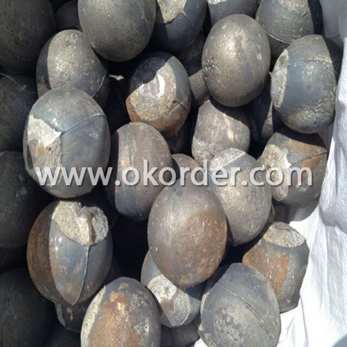 High Chrome Casting Balls for Mining