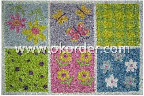 Polyester/Acrylic Hook Carpet