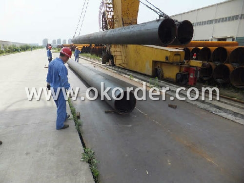 API 5L Well Line Pipe with Eddy Current Testing