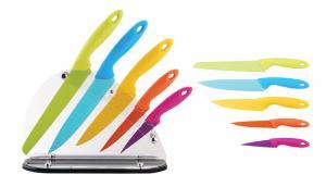 Non-Stick Colorful Knife Set