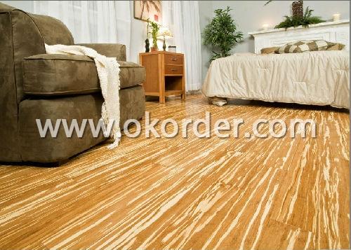 Strandwoven-Tiger Bamboo Flooring
