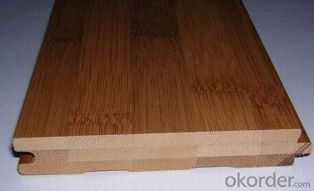 Bamboo -Carbonized Horizontal