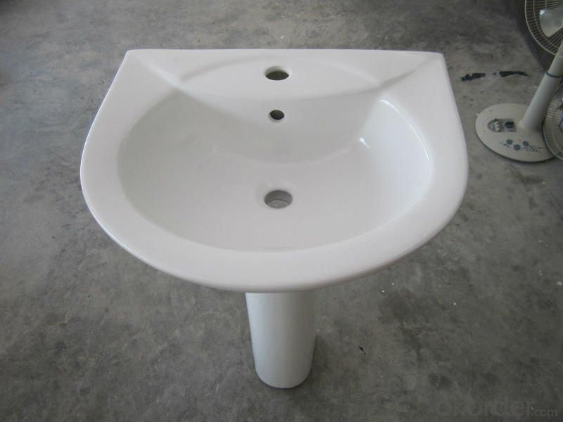 Basin With Pedestal CNBP-2000