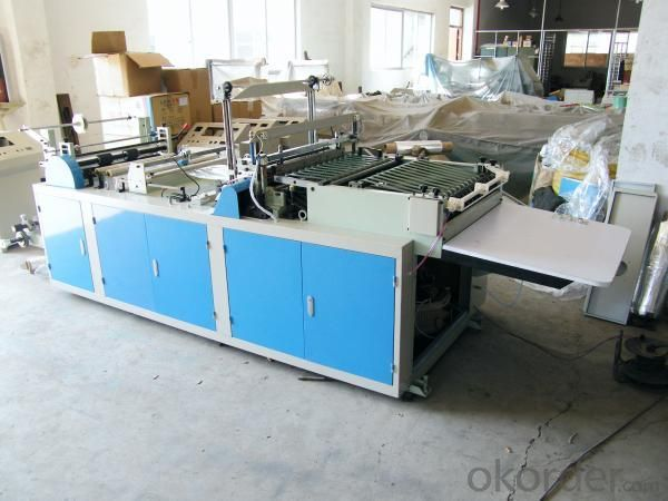 High Quality Computer Control Thermal-Cutting Bag-Making Machine QGS-102