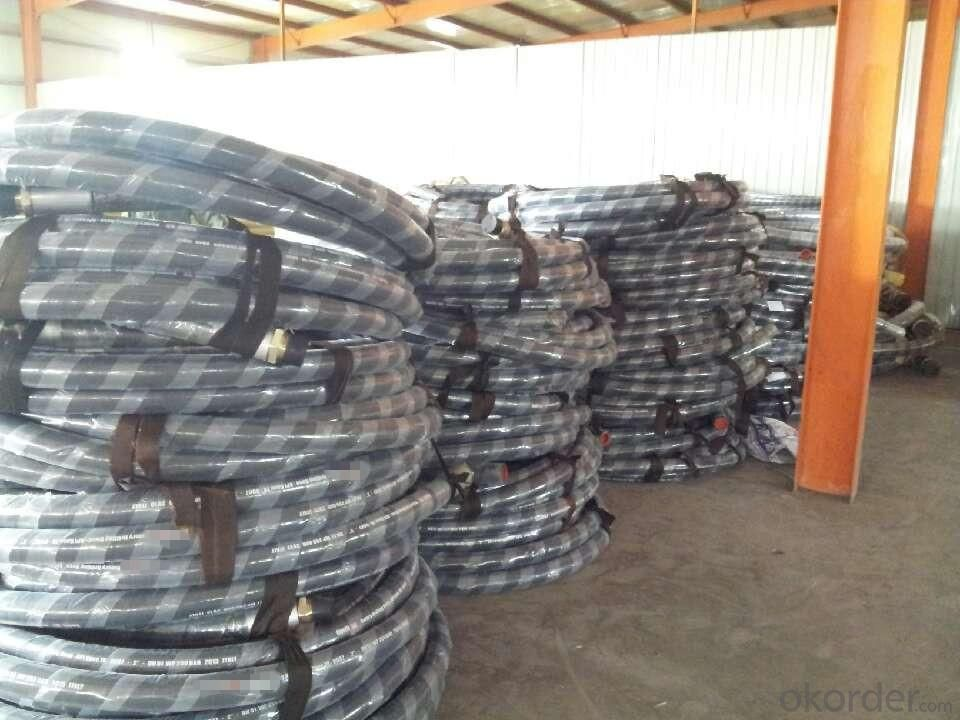 Ocean High Pressure Oil Rubber Hose