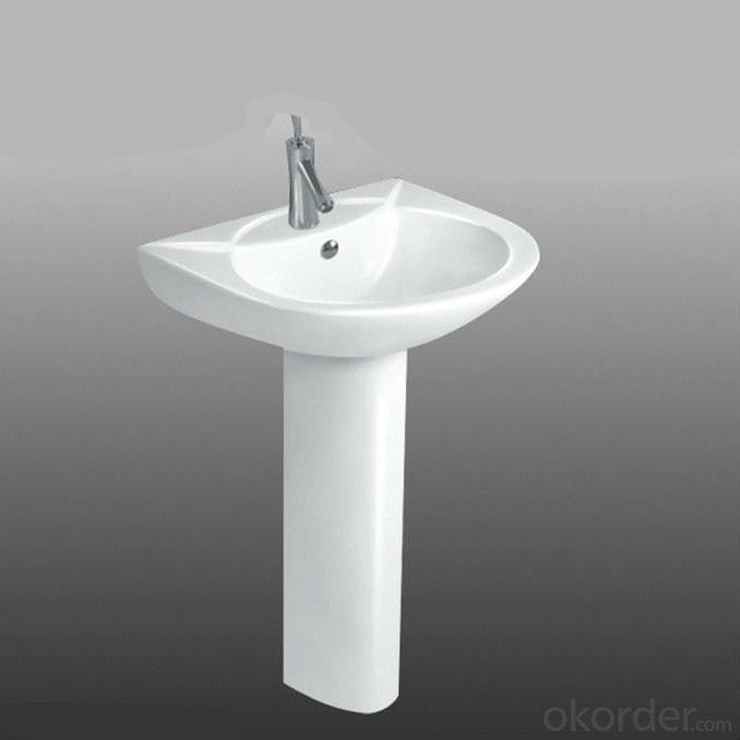 Basin With Pedestal CNBP-2000