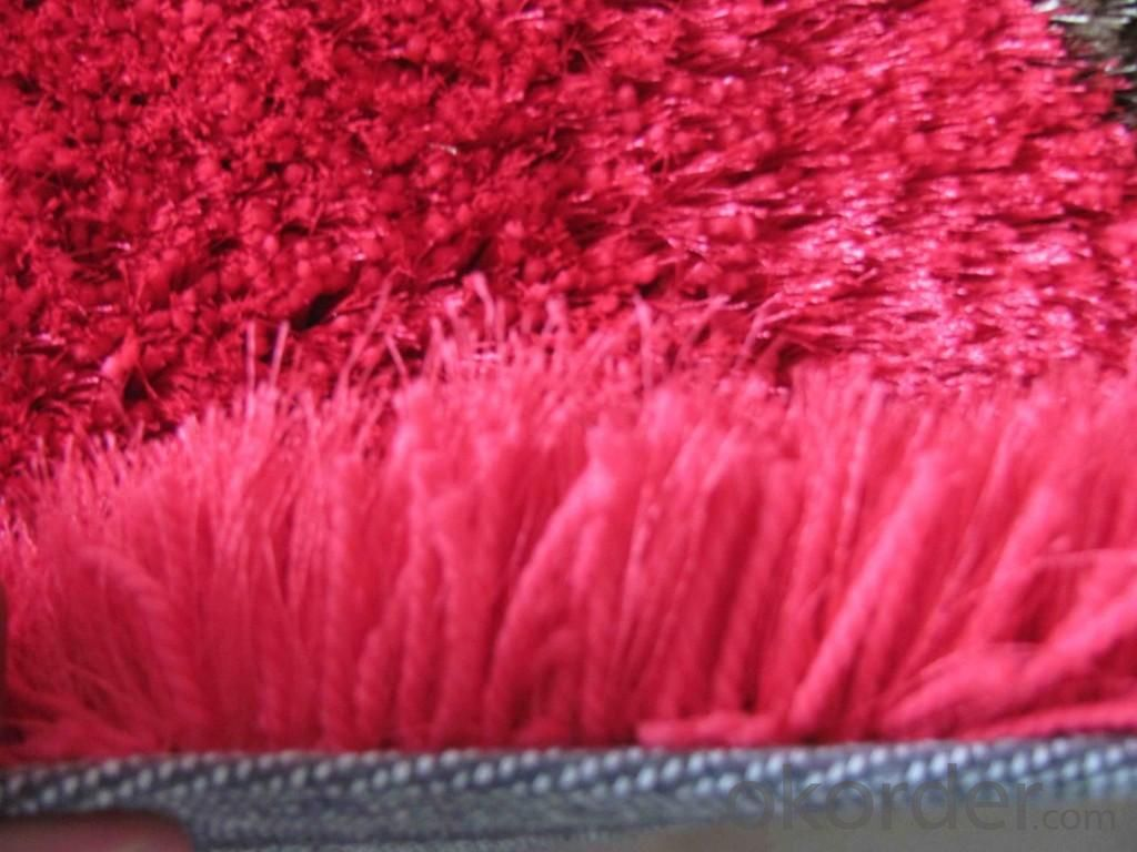 Solid Colors Of Shaggy Rug / Carpet