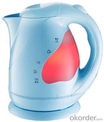 Hot Sell 110V Plastic Electric Kettle