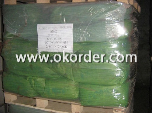 package of chrome Oxide Green