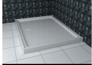 Polymarble Shower Tray