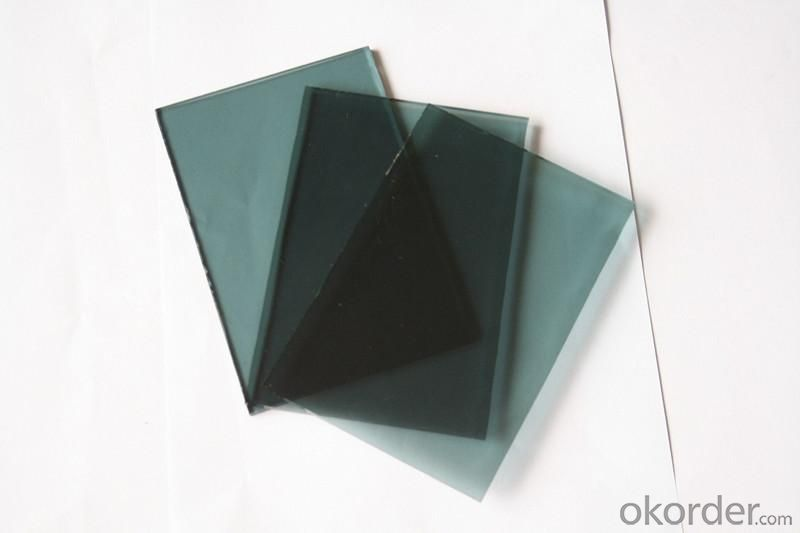 Colored Sheet Glass