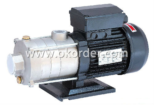 CNBM Horizontal Multistage Stainless Steel Centrifugal Pump