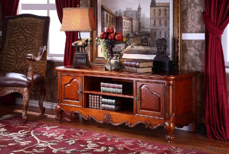 Classical TV Stand