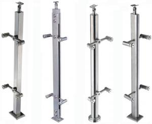 Stainless Steel Balustrade for Post-railing System