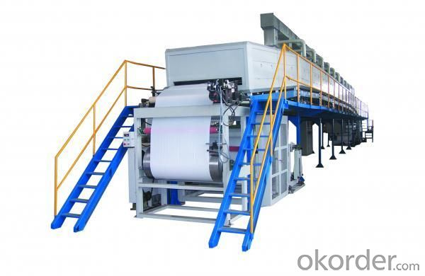 High Quality Double Color Film Blowing Machine CMDC-50×2