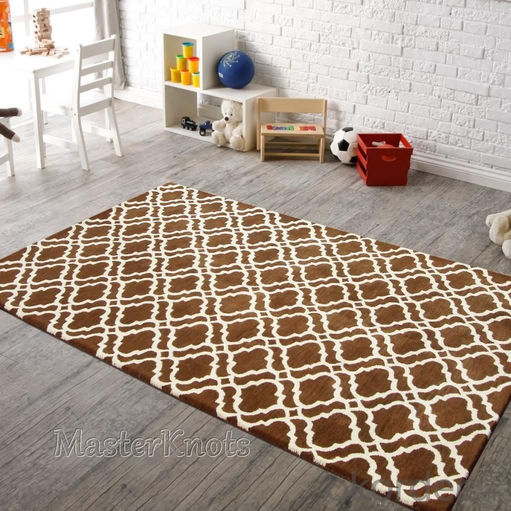 Comfortable Hand Tufted Carpet